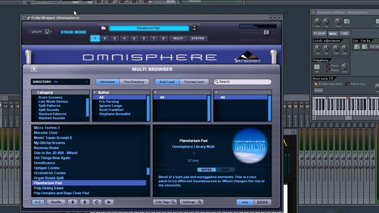 Spectrasonics Omnisphere Download - parkingpolv