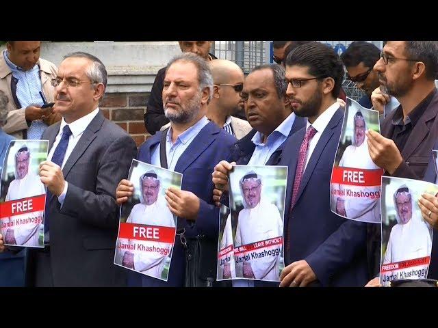 沙國記者失蹤遇害 美國務卿抵沙關切