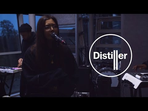 Sälen - I Am Champagne | Live From The Distillery