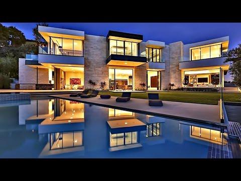 Ohromujúca moderná rezidencia Sunset Strip - Los Angeles, CA