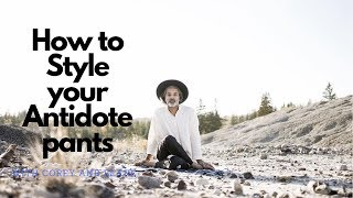 How to Style your Antidote pants 3