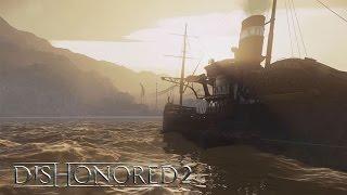 Dishonored 2 - Creating Karnaca