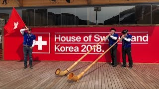 PyeongChang 2018 LIVE - OPEN HOUSE (House of Switzerland)