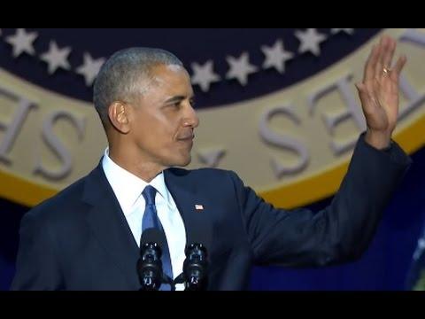 Obama Farewell Speech LIVE Stream | ABC News