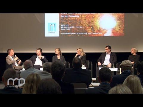 Diskussion: Radio-Gipfel - Smart, mobile, social - Das neue Radiozeitalter