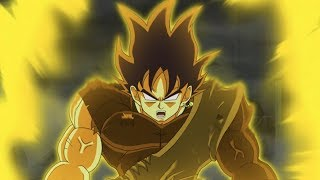 The Story of Goku Black in GT