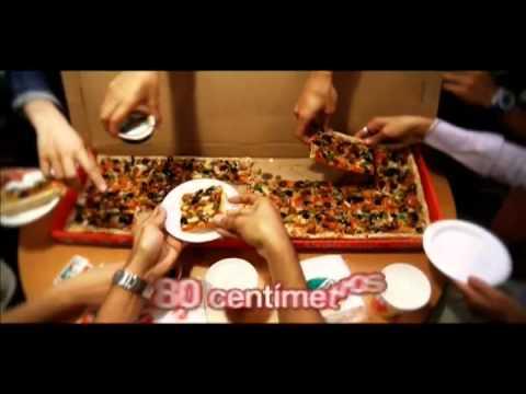 Festejos Decembrinos con Benedetti's Pizza, Mi favorita.