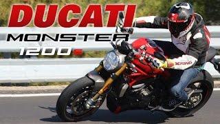 Ducati Monster 1200 S 2017: Prueba a fondo [Full HD]