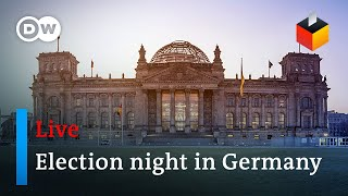 Germany votes: 2021 Election night live results   DW News