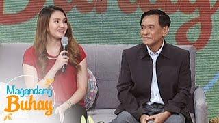 Magandang Buhay: Gus as a father