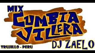 DJ ZAELO  Cumbia Cheta - villera mix bailable VERANO 2013
