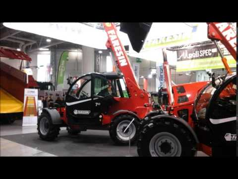 L'ISRA au Salon Internation de l'Agriculture 2015