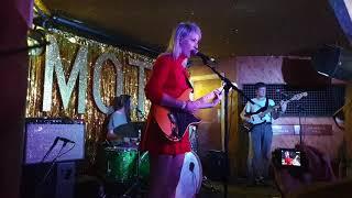 Du Blonde live at The Moth Club London 2/10/2019