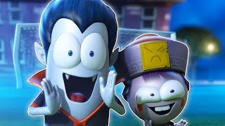 Funny Animated Cartoon | Spookiz | Football Day | 스푸키즈 | Kids Cartoons | Videos for Kids