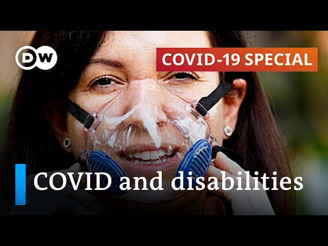 How the COVID pandemic exacerbated vulnerabilities for people with disabilities | COVID-19 Special