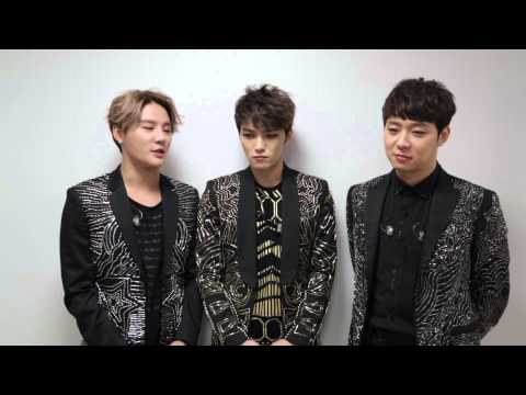 Christmas Message from JYJ