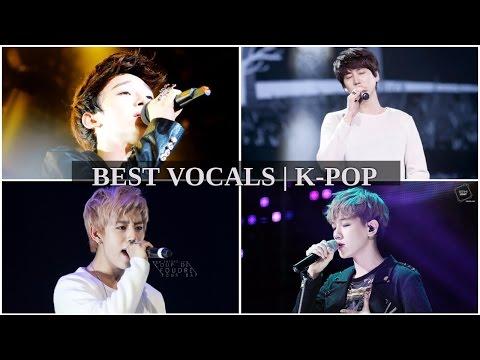 Best Main Vocals in Kpop Part 1 [Male Groups]