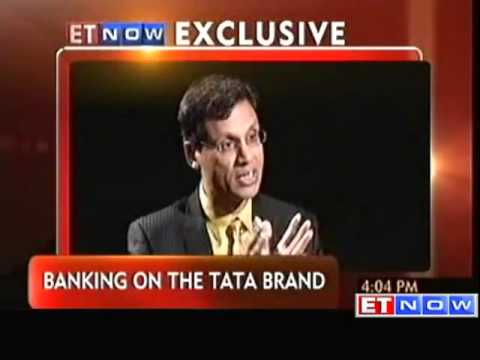 Exclusive interview with Nirmalya Kumar, Tata Sons - YouTube