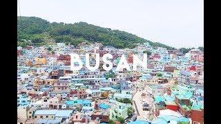 BUSAN - South Korea Travel Vlog - Ep. 01