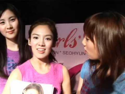 Girls' Generation 소녀시대_Fan Meeting 'Geeday' Highlight