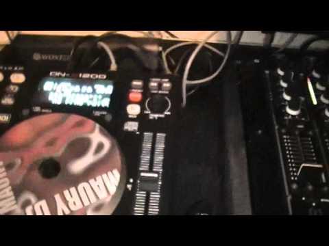 2denon dn-s1200 con virtual dj en español