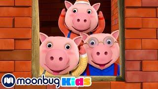 Three Little Pigs   Original Songs   By LBB Junior