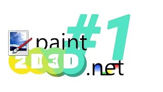 2D3D Paint net Algemeen