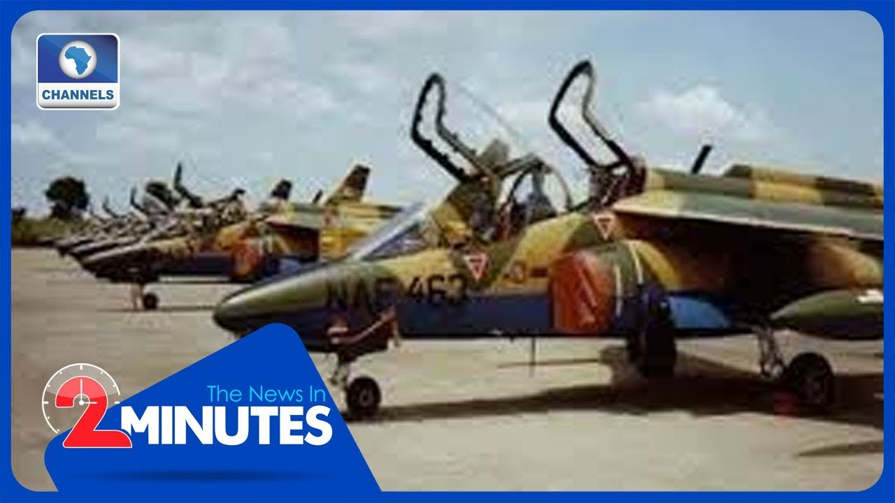 NAF Destroys Boko Haram Meeting Venue