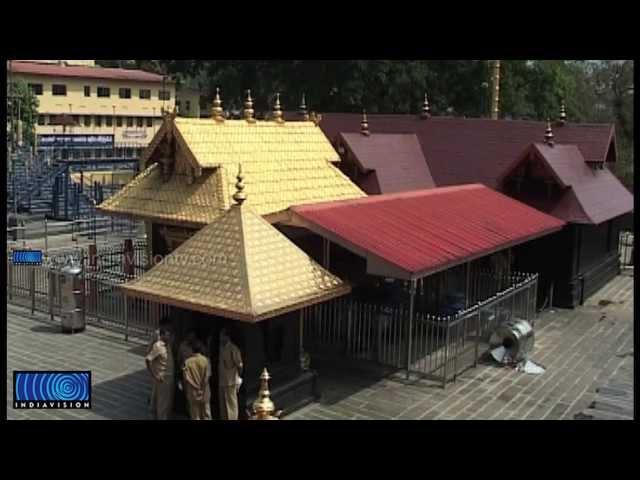 Police arranged facilities for pilgrims at Sabarimala