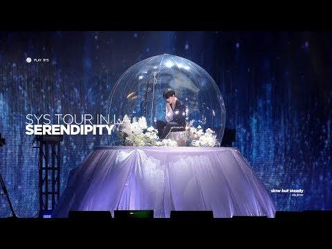 2019 방탄소년단 지민 (BTS JIMIN) - Serendipity multi ver. (4K fancam)