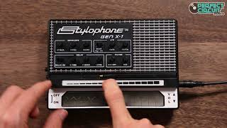 Playing With The Stylophone Gen X-1