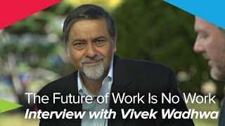 The Future of Work Is No Work
