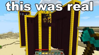 Fooling My Friend With A HILARIOUS Fake Minecraft Speedrun...