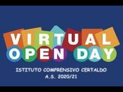"""Open day scuola primaria """"Masih"""". Diretta Streaming  Istituto Comprensivo Certaldo"""