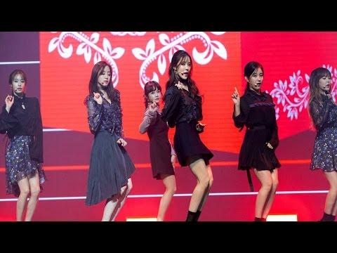 T-ara(티아라) 'TIAMO' Showcase Stage (띠아모, 보람, 지연, 효민, 은정, 큐리, 소연) [통통영상]