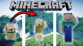 Nếu NOOB có cuộc sống trong Minecraft !!!!