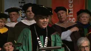 Inauguration of M. Roy Wilson, 12th president of Wayne State University