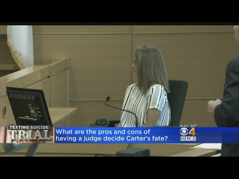 Michelle Carter Trial: Where Is Free Speech Line?