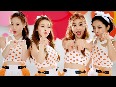 Girl's Day『Darling (JPN ver.)』MV full ver.
