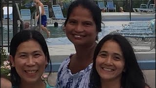Family Vacation with my Filipina friends