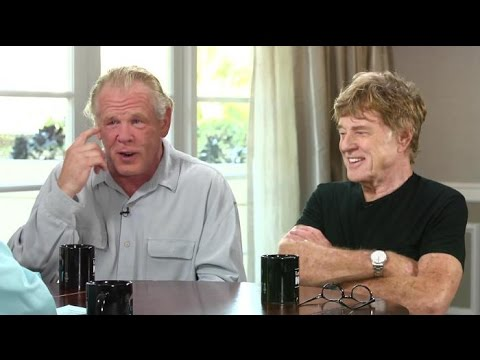 Robert Redford and Nick Nolte On Their Iconic Careers, The 2016 Election and Their New Film 'A Walk