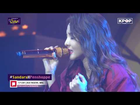 《FEATURED》 Sandara Park's Special Mini-Concert at Penshoppe Presents Dara!
