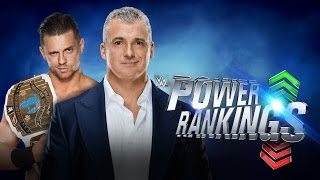 WWE Power Rankings, 30. April 2016