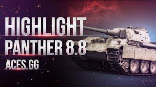 Премиум Panther mit 8,8 cm L/71 тащит?
