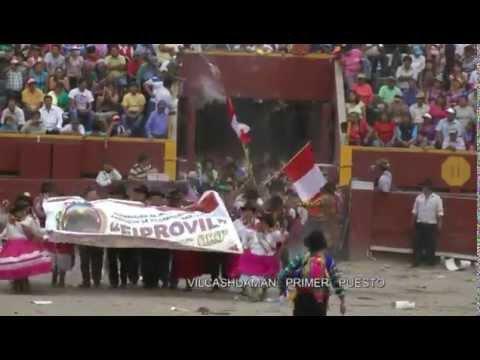 FINAL CARNAVAL FEDIPA 2014 VENCEDORES DE AYACUCHO EN ACHO