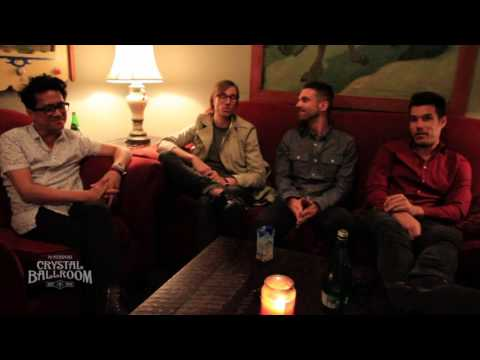 A  Conversation with Saint Motel, Crystal Ballroom