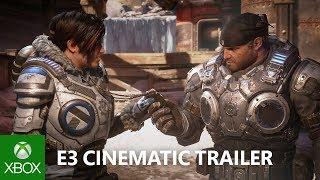 Gears 5 - E3 2018 Cinematic Trailer