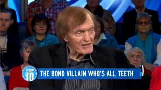 Richard Kiel: The Bond Villain Who's All Teeth