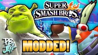 ULTIMATE SMASH BROS. CROSSOVER | Super Smash Bros. Modded