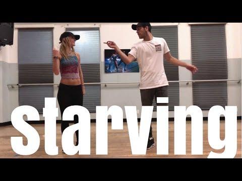 Hailee Steinfield- Starving || Choreography by Jake Kodish